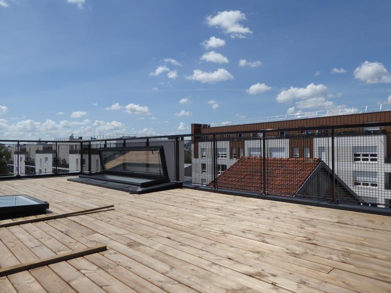 Bagnolet – Robespierre – Maison Loft 5p – Terrasse – Jardin – Pkg