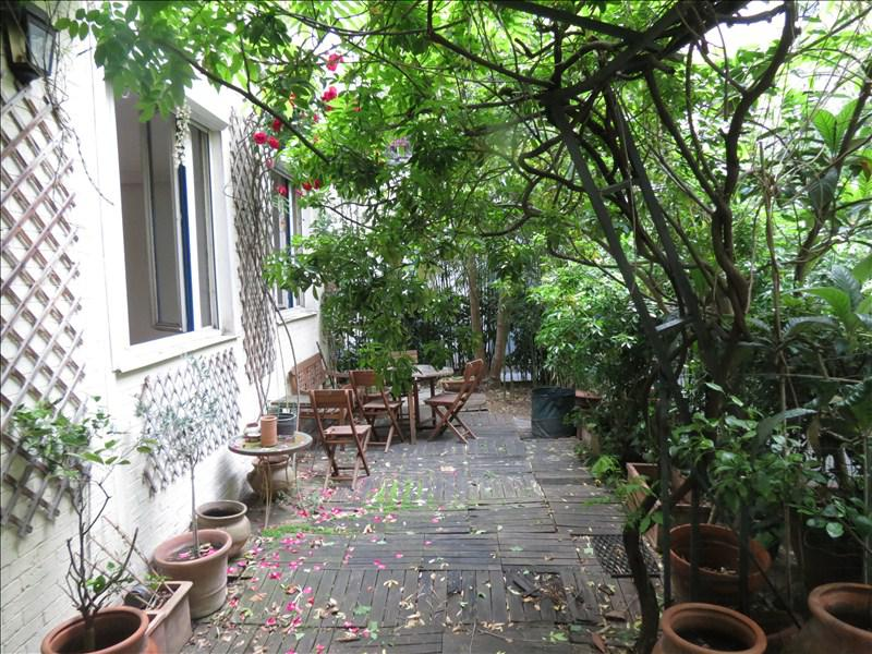 Maison 5p vendre paris 12 avec maison avec jardin for Terrasses et jardins paris