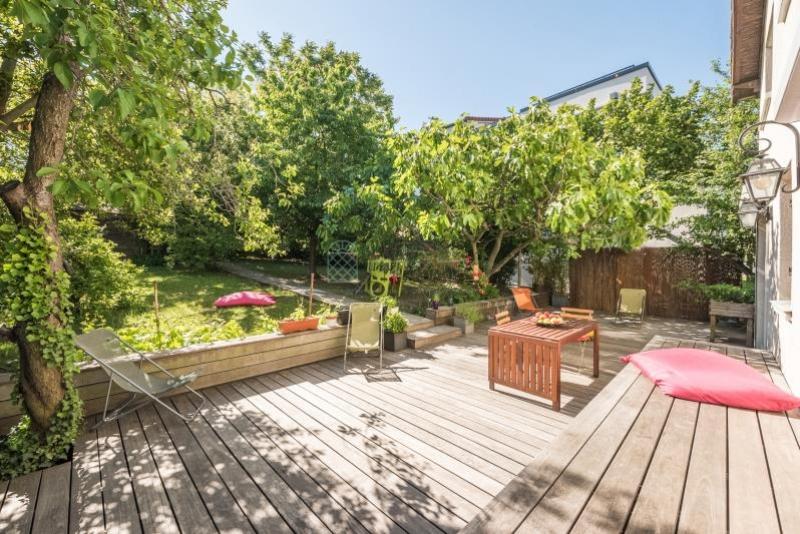 Cachan – Coteaux – Maison 6/7p – Terrasse – Jardin – Pkgs