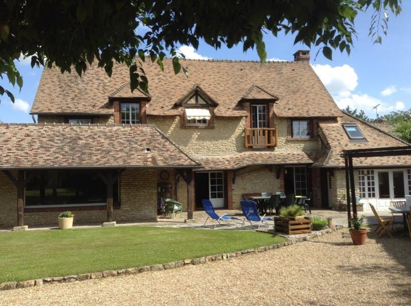 Jouy sur Eure/Vernon – Maison 6p – Jardin – Gge
