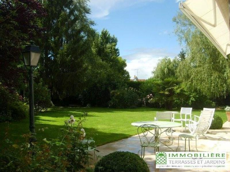 Maison 6p vendre noisy le roi avec demeure de style for Terrasses et jardins paris est