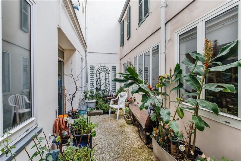 Maison 7p vendre paris 10 avec terrasses et jardins for Terrasses et jardins paris est