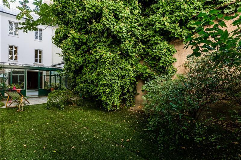 Maison 7p vendre paris 15 avec terrasses et jardins for Terrasses et jardins paris est