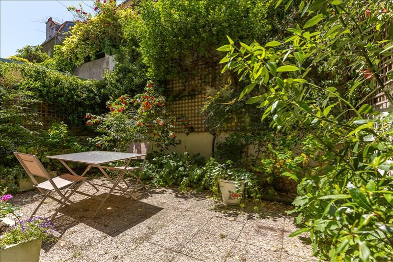 Maison jardin paris excellent jardin secret peignoir col for Jardin secret paris