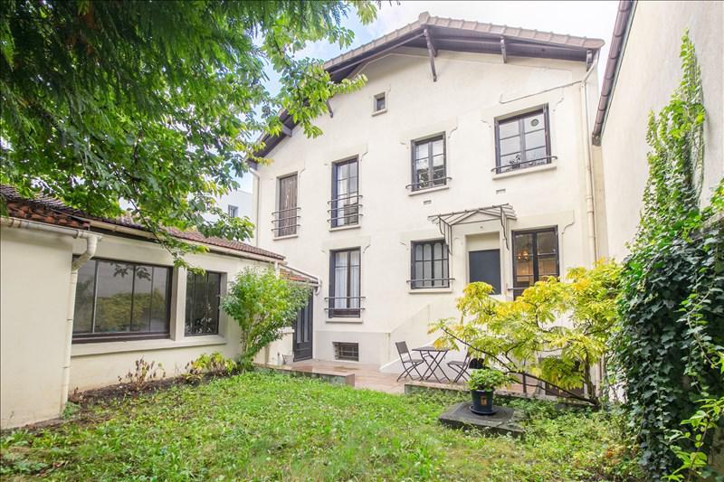 Maison 7p vendre romainville avec terrasses et for Achat maison romainville