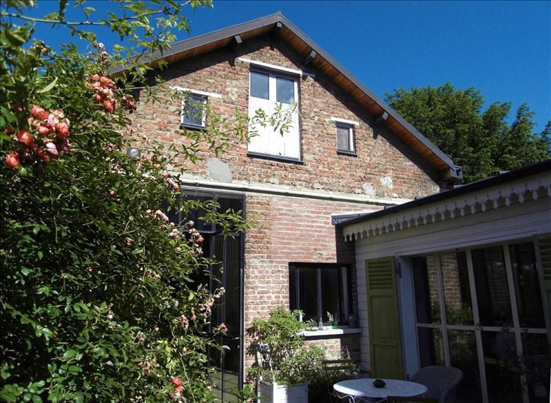 Maison 5p vendre clichy avec terrasses et jardins 03448 - Maison rouen jardin des plantes montreuil ...