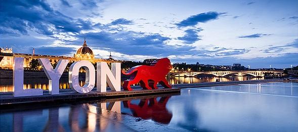 Lyon 2ème plus belle ville au monde…