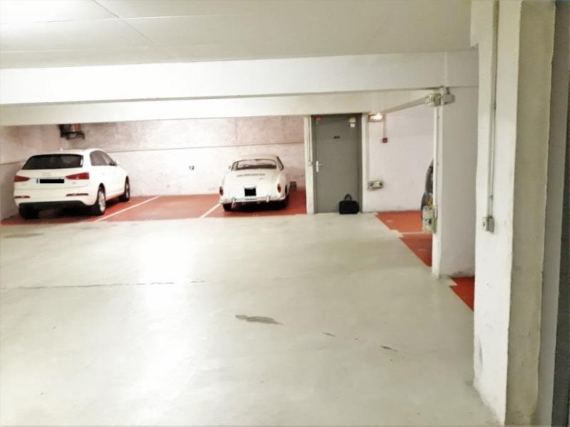 Paris 06 – Vavin – Parking