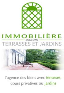 Terrasses et Jardins disponible sur l'App Store